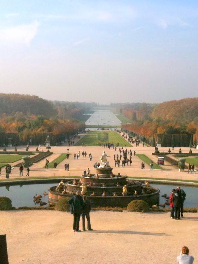 Garden at Versailles
