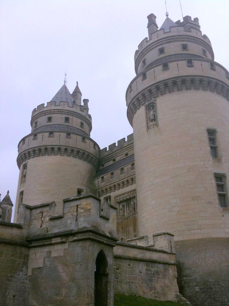 Peirrefonds castle
